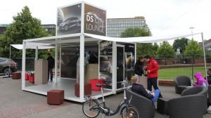 Promocube  Modell Urban Legend, Citroen DS City Lounge 2012
