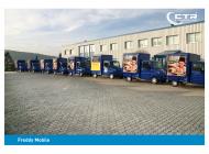 Freddy Mobil Promotionmobil METRO CTR Fahrzeugbau