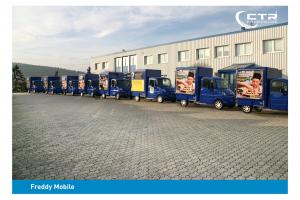 Freddy Mobil Promotionmobil METRO CTR Fahrzeugbau'