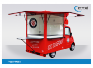 Freddy Mobil Promotionmobil Dimo Wache