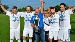 SV Mehring steigt in die Oberliga auf