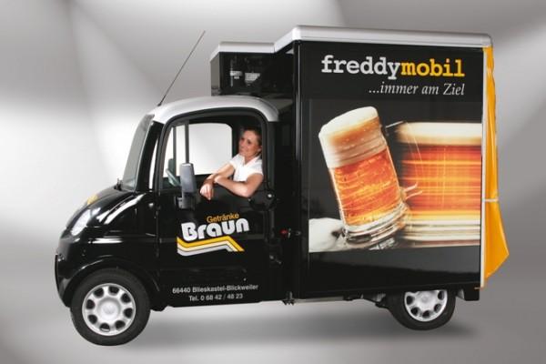 Schankmobil Freddymobil