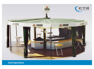 Eventfahrzeug Schirmpavillon Feldschlößchen