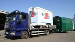 Sechs neue Fahrzeuge für Bellheimer Brauerei