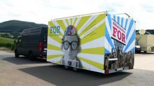Smart-Promotionmobil