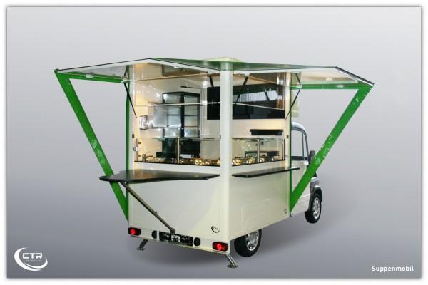 Suppenmobil Kleine Schorfheide
