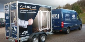 Transportanhänger für Helmut Meeth aus Wittlich