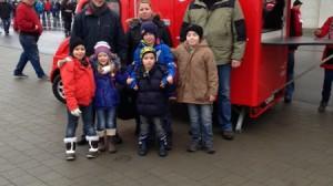 Treffen in Mainz am URANO Stand – Fußballschule Mainz 05