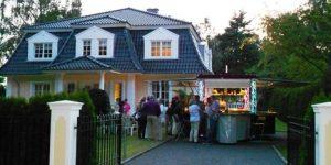 Weinpräsentation von Weingut Berg