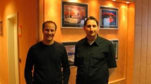 Yves Herzog (Technik) und Christian Theis (Vertrieb) von CTR Fahrzeuge