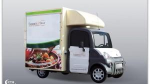 Cateringmobil für Suppen