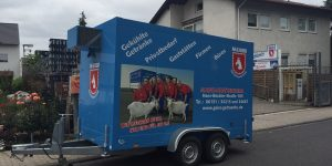 Kühlfahrzeug für Getränke Geiß aus Mainz