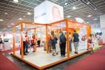 Promocube im Design eines niederländischen Bankhauses