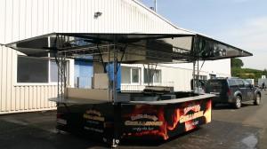 Grillwagen für Grill & More