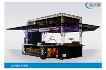 Grillwagen Imbisswagen GA 5000-8 EKAT EDM Management'