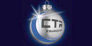 Das Team der CTR-Fahrzeugtechnik GmbH wünscht ein frohes Fest