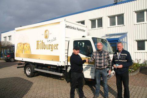 Horst Cordier und Jörg Kemmler