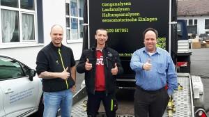Freddymobil für Sanitätshaus Förster