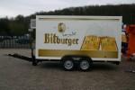 Kühlanhänger im Bitburger-Design
