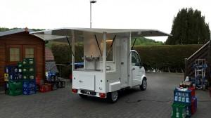 Freddymobil für Getränke Gollhardt