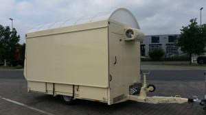 Ausschankwagen für CTR