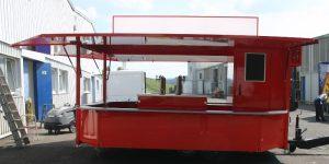 Ausschankwagen für Getränke Dietrich
