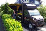 Freddymobil für O's Curry Hamburg