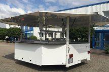 Getränkeausschankwagen Achteck – Vorführfahrzeug