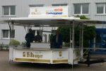 Ausschankwagen für Getränke Schreiner