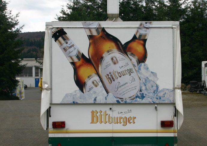 Gebrauchter Ausschankwagen