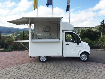 Freddymobil für Repen Bratwurst