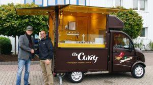 Freddymobil für O's Curry