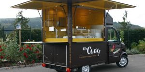 CTR Fahrzeuge auf der Street Food Convention in Nürnberg