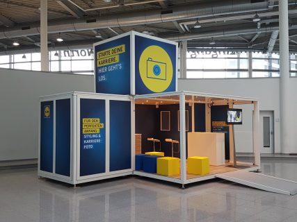 Promocube in Köln