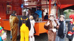 Grillspaß an Karneval