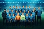 U13-Junioren des SV Eintracht Trier 05 e.V. gegen Manchester United im 2. Porta Nigra Junior Champions Cup