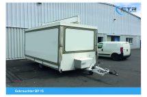 Gebrauchter Ausschankwagen BP15 06937_1