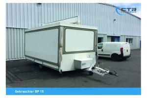 Gebrauchter Ausschankwagen BP15 06937_1'