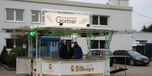 Der GA 4000-8 EAT im Design von Getränke Gortner.