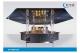 Grillfahrzeug GA 4000-8 ET Glattfelder Heckansicht Traversensystem