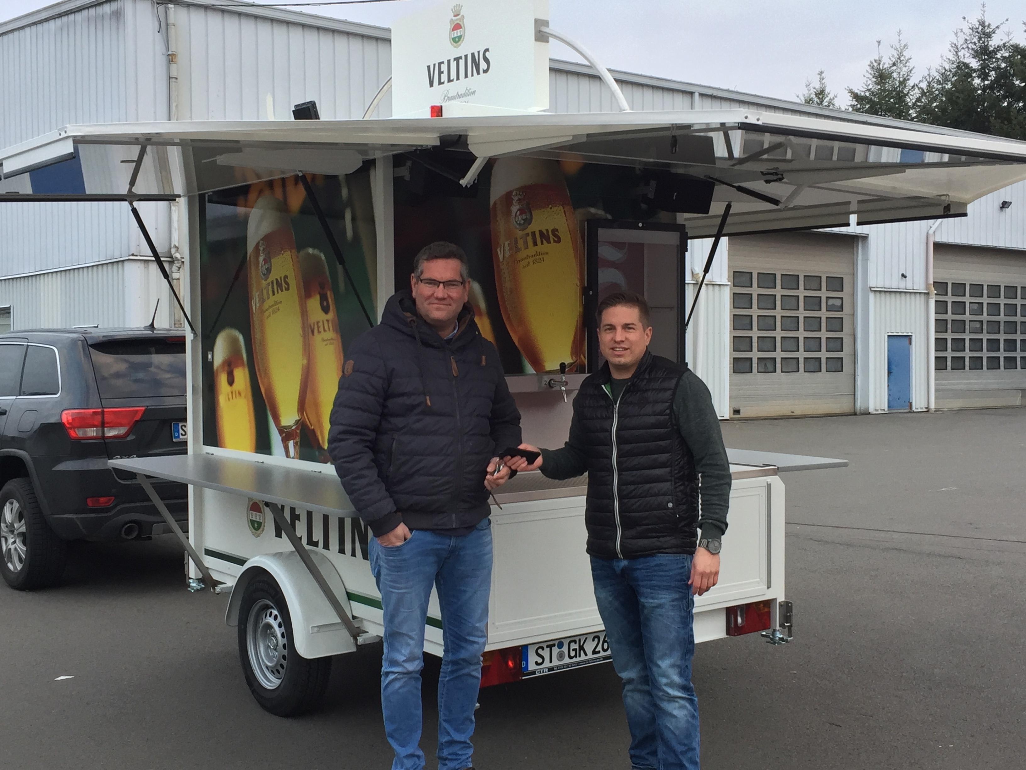 Powerpaket geht nach Rheine: Getränke Korte entscheidet sich für ...