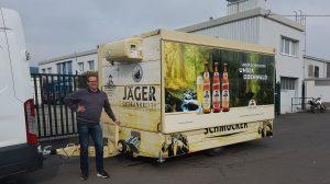 Wiederholungstäter: Getränke City Jäger hat sich wieder für CTR entschieden.