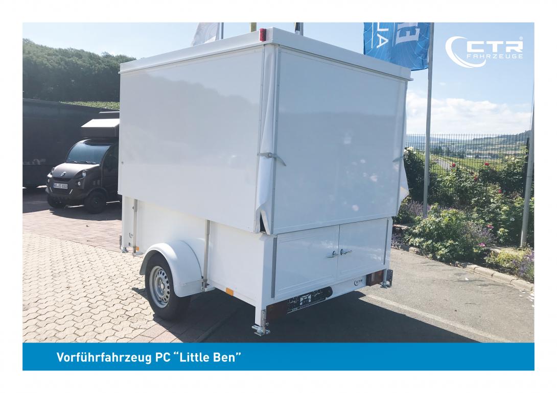 Vorführfahrzeug PC Little Ben FIN 13714 - weiß_4