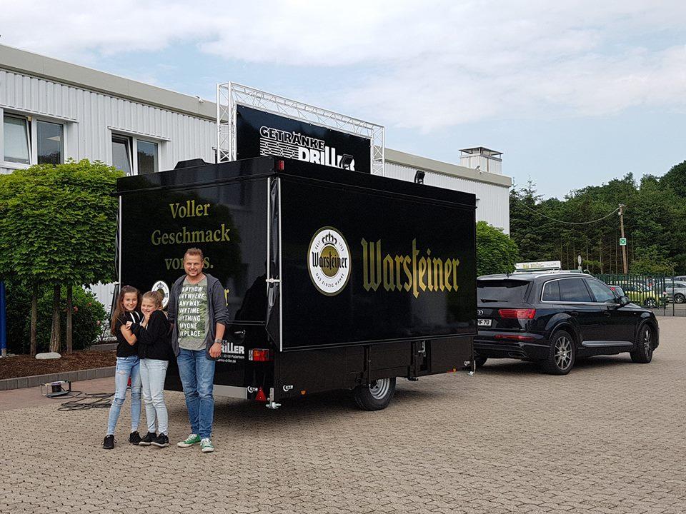 GA 4000-8 EK Shirin: Ein Wagen für Getränke Driller in Paderborn