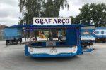 Der neue Wagen der Gräflichen Brauerei Arco-Valley.
