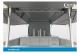 Getränkeausschankwagen GA 5000-8 EK mit Kühlhaus Detailansicht