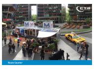Promotion Anhänger Promocube Urban Ledgend maybeline