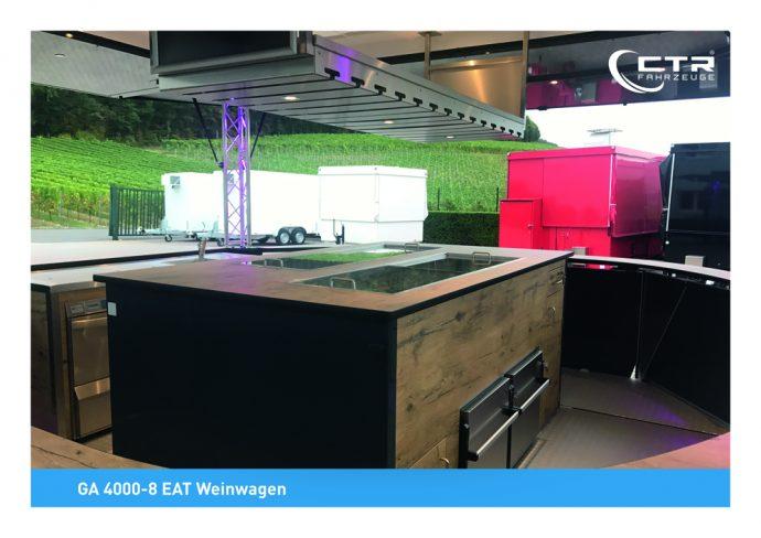 GA 4000-8 EAT Weinwagen