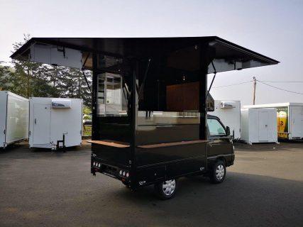 Das Freddymobil für Rabenmutti.