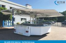 """CTR Getränkeausschankwagen Typ GA 4600-8 EA """"Sabrina"""" Vorführfahrzeug"""